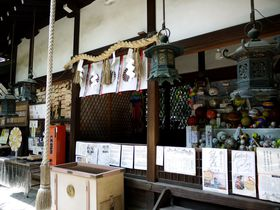 W杯日本代表も訪れた!球技の神様・京都白峯神宮