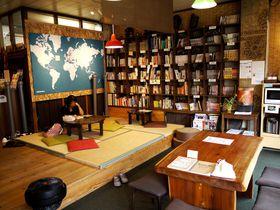 茶粥朝食付で1泊2,900円!「奈良ウガヤゲストハウス」