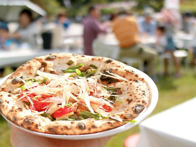食と花のフェス!奈良・馬見丘陵公園「シェフェスタ&フラワーフェスタ」