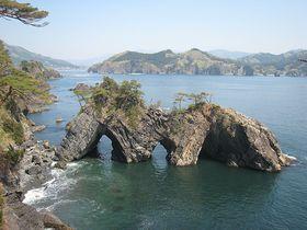 「残したい日本の音風景」迫力の名勝・碁石海岸(大船渡市)