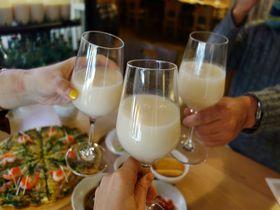 マッコリのイメージが変わる?釜山「醗酵酒房」でシャンパンマッコリを飲んでみよう!