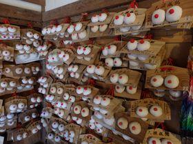 オッパイいっぱい!乳神様として崇拝される岡山県の軽部神社
