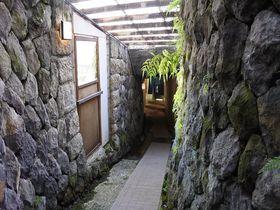 探検気分で温泉へ!長野「菱野温泉 薬師館」は小ぶりな宿に工夫がぎっしり