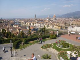 フィレンツェの観光スポットを1日で周る!王道1日モデルコース