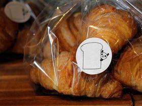 パンとパンダとパワスポと!京都御苑近く「ぱんだよりノドカ」