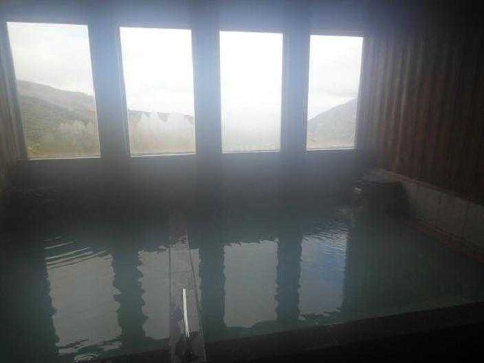 [温泉]日本一標高の高い天然温泉宿「みくりが池温泉」