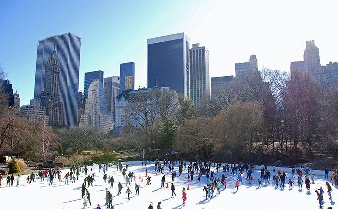 冬限定の景色!冬に訪れたいニューヨークの観光スポット10選