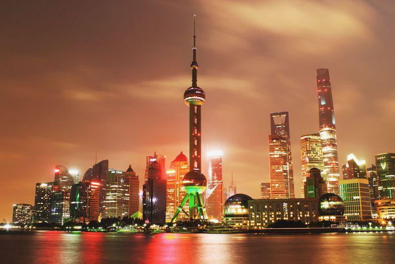 今が熱い!進化する都市・上海で絶対に行きたい夜景スポット!
