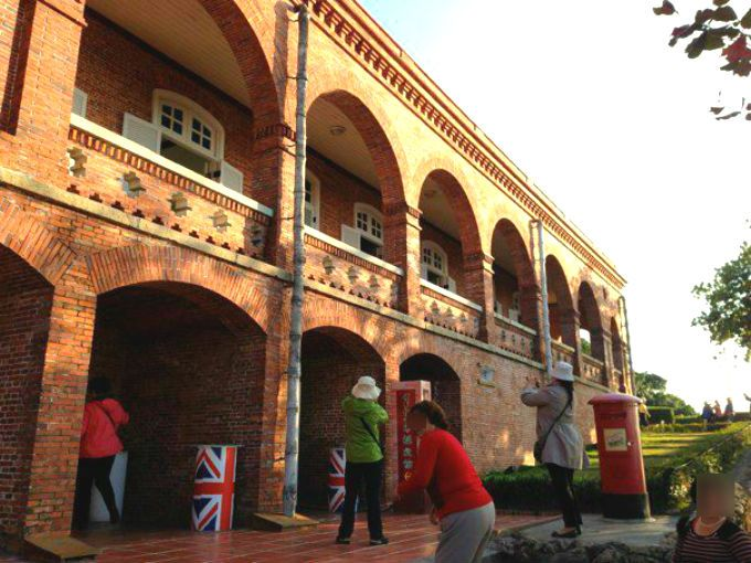 台湾で英国の雰囲気を楽しむ!打狗英国領事館