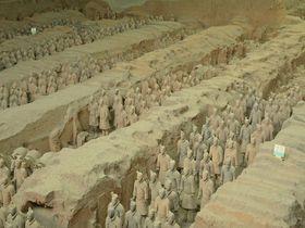 街全体が歴史博物館!三千年の都「西安」の歴史とグルメ