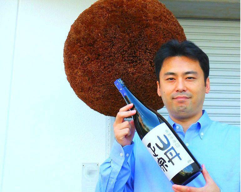 2014年最高金賞受賞:今治・八木酒造部「山丹正宗 吟醸酒」