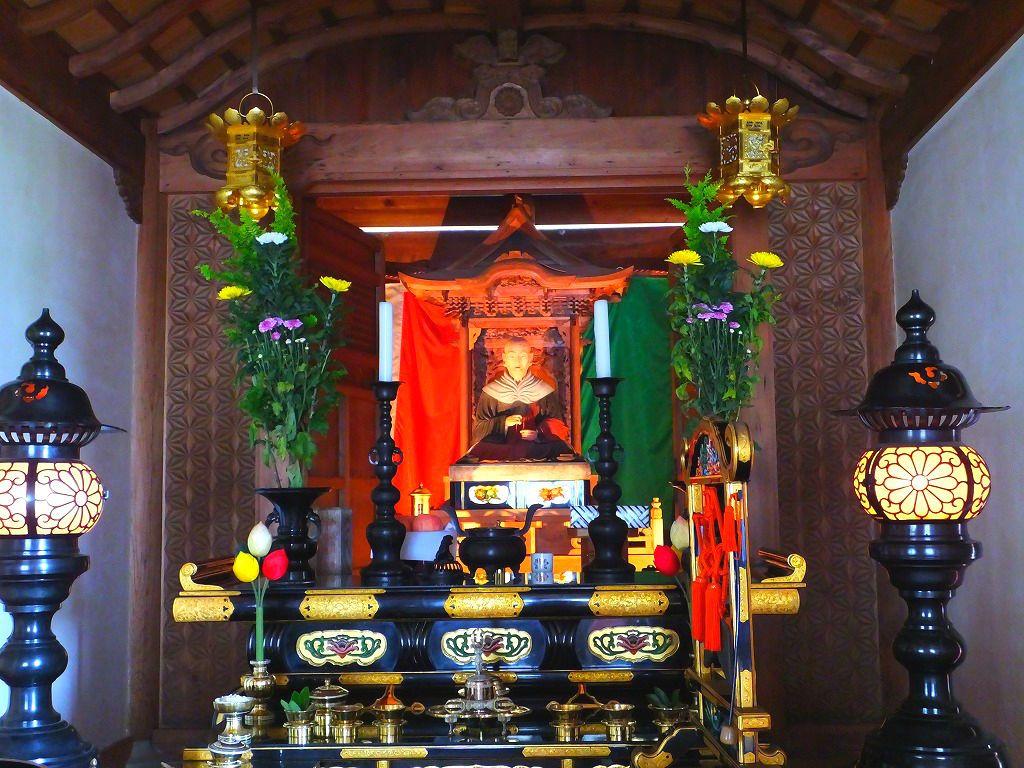 西山上人を祀る華台廟は荘厳かつ壮麗!