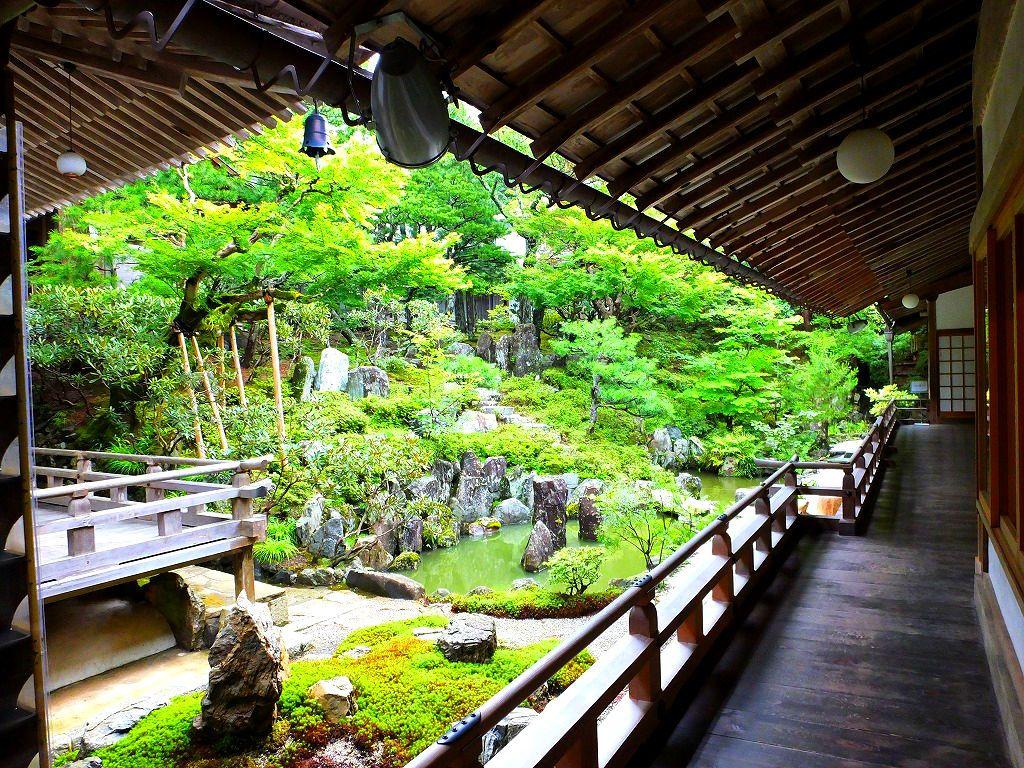 真田父子の愛でた庭園は宿坊一の名園だった