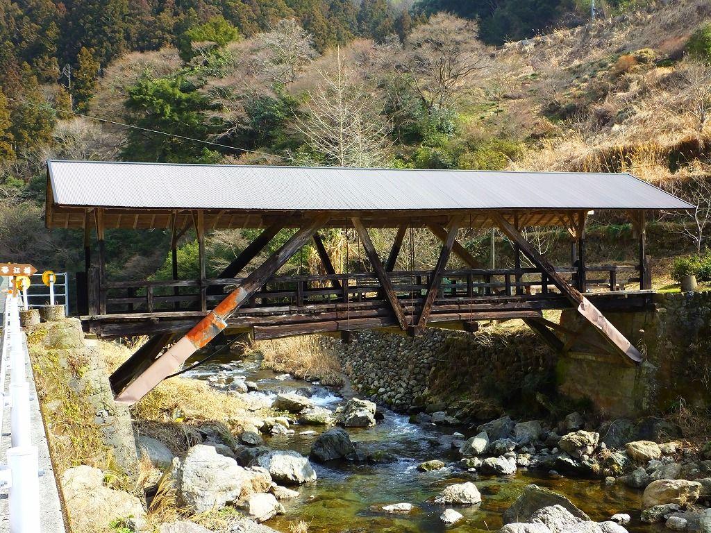 地域住民憩いの橋「帯江橋」