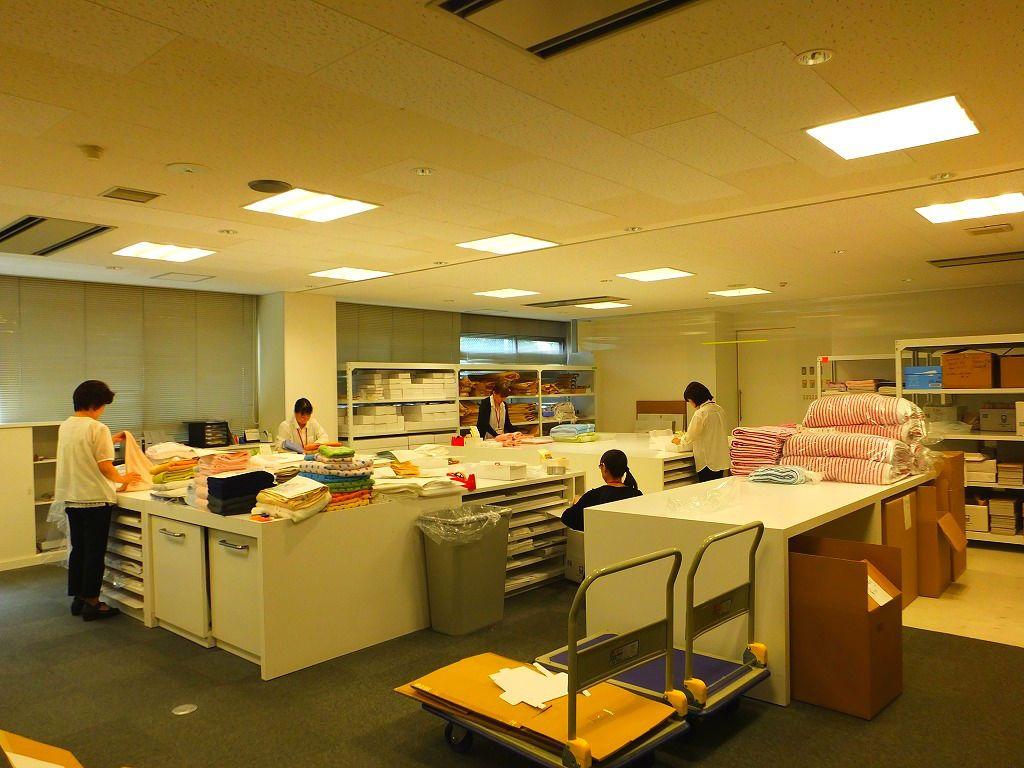 品質管理にこだわる商品管理室に潜入!