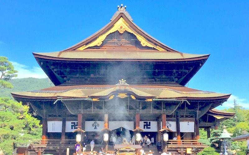 善光寺から松本城まで!長野県のおすすめ定番御朱印スポット4選