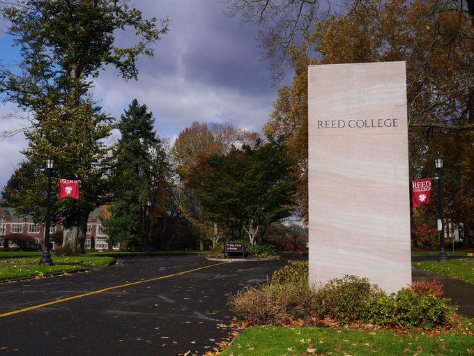 スティーブ・ジョブズ氏も通った大学「Reed college」