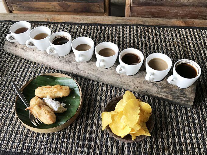 フォトジェニックなコーヒー農園のカフェタイム!