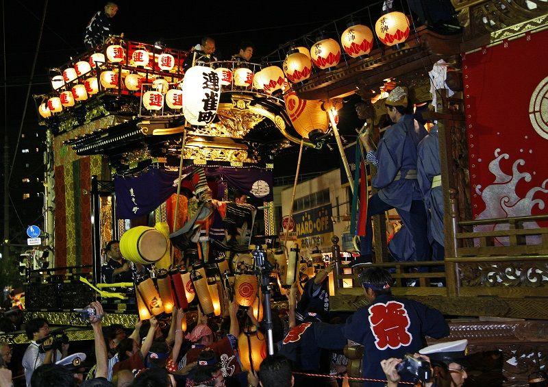 川越祭りはまるでミュージカル!祭りのポイントを知っておきましょう