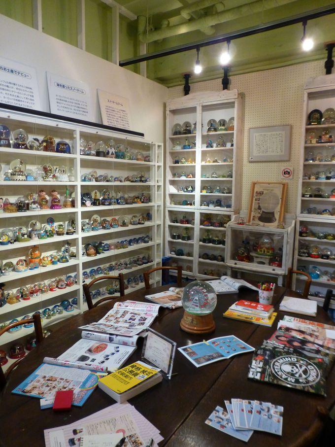 10年かけて収集したコレクションは4,500個