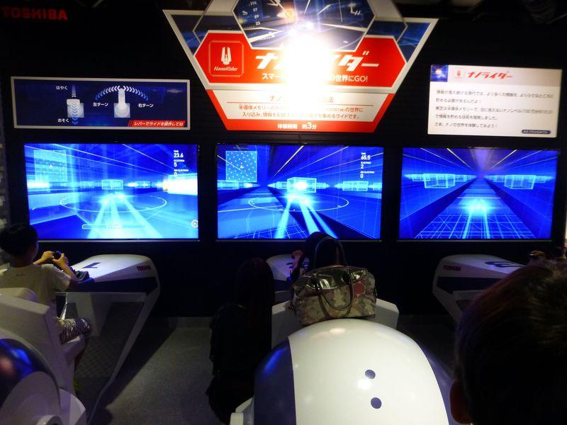 無料で休日を賢く過ごせる、川崎駅すぐの「東芝未来科学館」