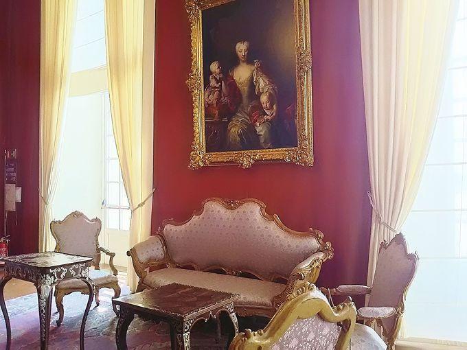 息をのむほどに美しい!白亜のガレリア・グランデ(La Galleria Grande)