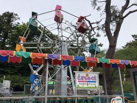 日本最古の観覧車!「函館公園 こどものくに」は昭和31年創業のレトロな遊園地