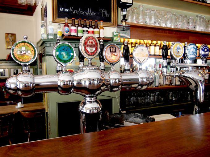 地ビールも美味しい、地元っ子が集う隠れた名店
