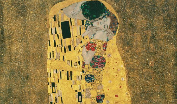 ベルベデーレ宮殿でもクリムト・シーレ作品を多数展示