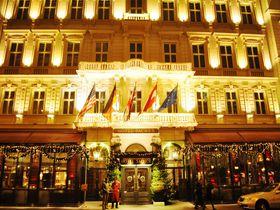 世界中のロイヤルやセレブ御用達!ウィーン「ホテルザッハー」でのラグジュアリーステイ
