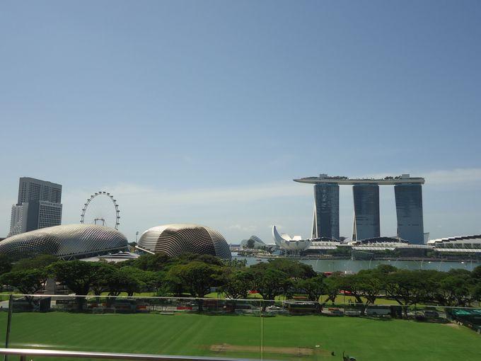 必見!「ザ・シンガポール」の風景