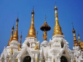 ミャンマー・ヤンゴンの光輝く「シュエダゴン・パヤー」必見ポイント