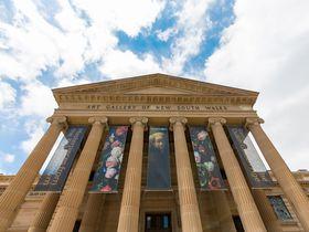 シドニー「ニューサウスウェールズ州立美術館」でアボリジナル・アートに出会う