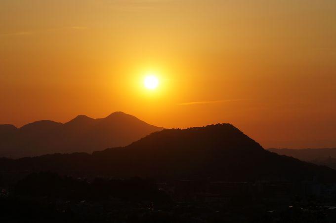 甘樫丘(あまがしのおか)は飛鳥全体を見渡せる最高のスポット