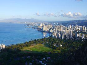 ハワイ2大絶景スポット!ダイヤモンドヘッドの朝日鑑賞&ハナウマ湾