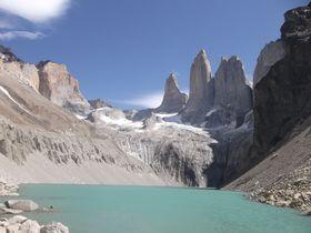 憧れの「W」トレッキングコース!チリ・パタゴニアのパイネ国立公園