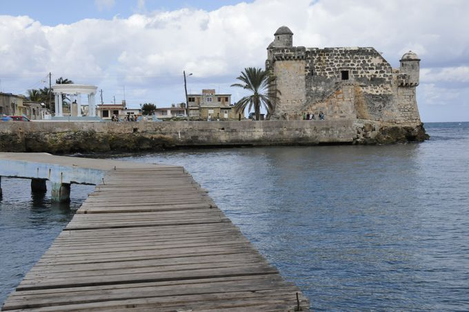 コヒマルの港