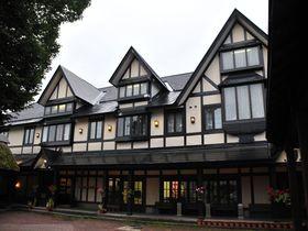 まるで中世英国の邸宅!信州白馬「シェイクスピアホテル」で過ごす優雅な休日|長野県|トラベルjp<たびねす>