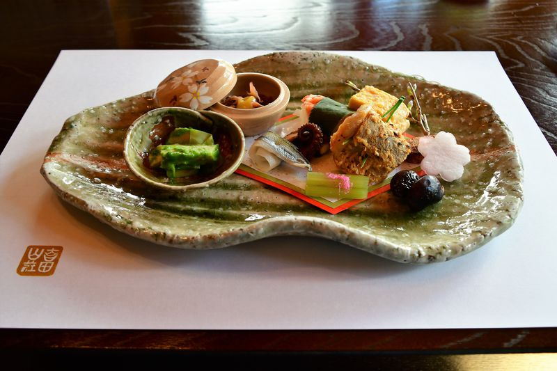元東伏見宮家別邸「吉田山荘」で優雅に京料理を堪能!