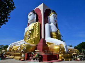 ミャンマー最高のパゴダがある古都バゴーは巨大仏の宝庫!