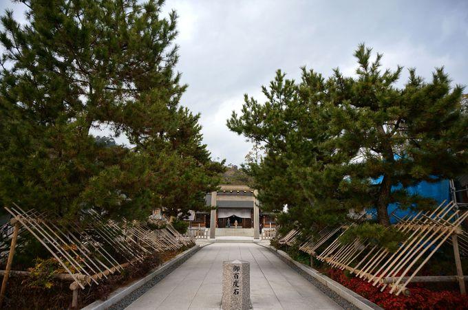 終着点は「元伊勢籠神社」
