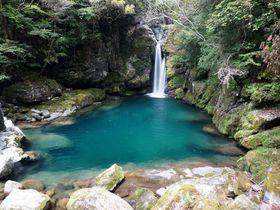 神秘の滝壺を探しに行こう〜にこ淵(高知県いの町)
