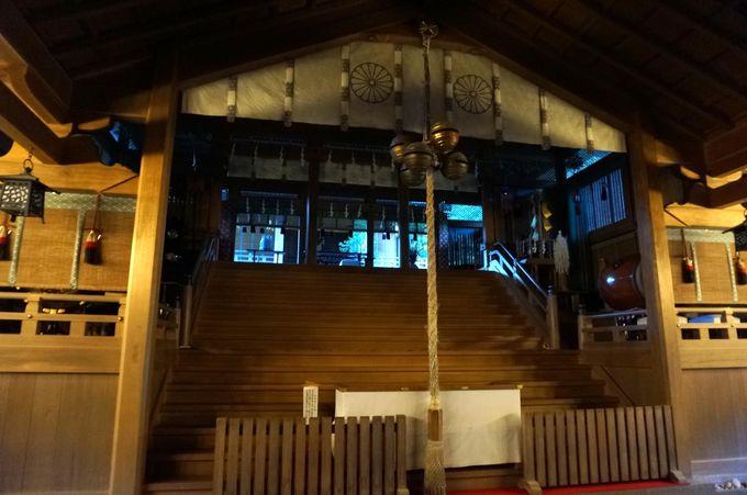 天河神社にだけ伝わる神器「五十鈴」