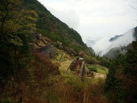 愛媛・別子銅山は現代のラピュタ!かつて1万人が暮らした天空の村|愛媛県|トラベルjp<たびねす>