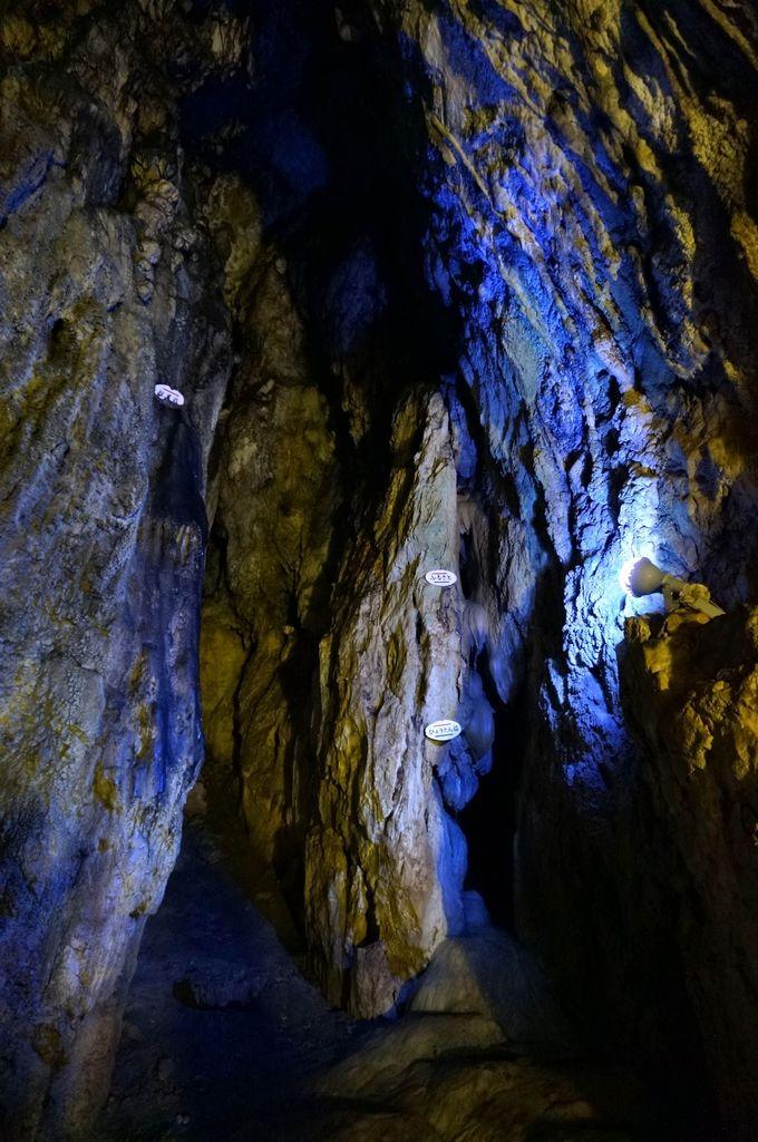 平安時代の文献にも残る歴史ある鍾乳洞