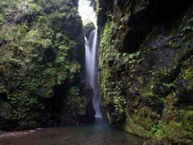 ゴッド降臨!辿り着けない滝は極上のパワースポット ~轟九十九滝(徳島県海陽町)|徳島県|トラベルjp<たびねす>
