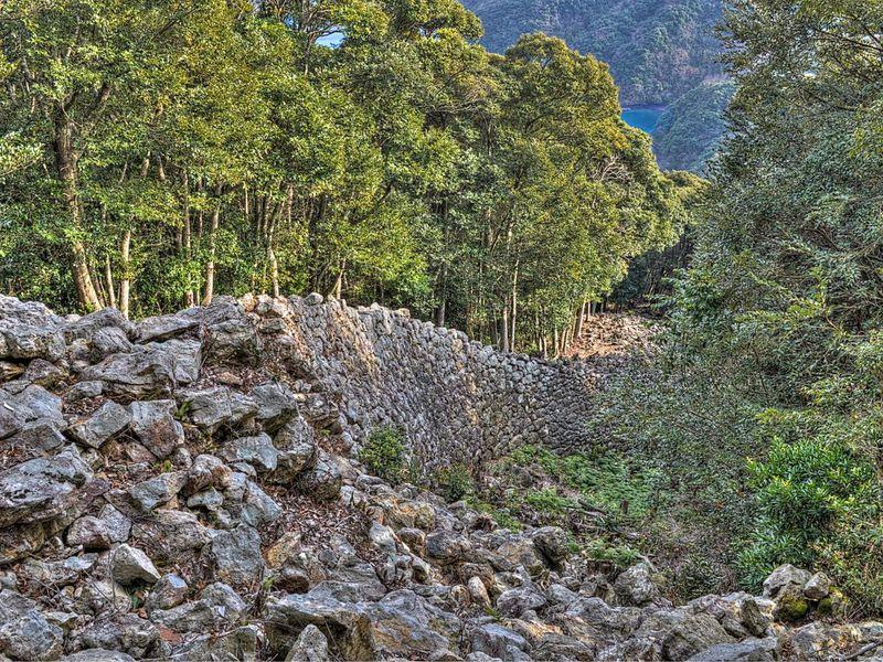 国境の島・対馬へ 〜 必見の3城を訪れる