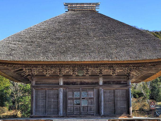 重要文化財 西願寺阿弥陀堂