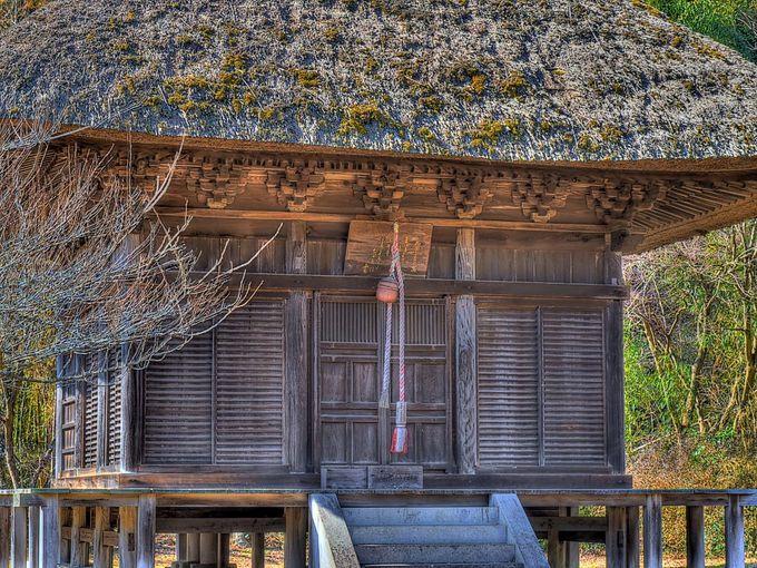 重要文化財 鳳来寺観音堂