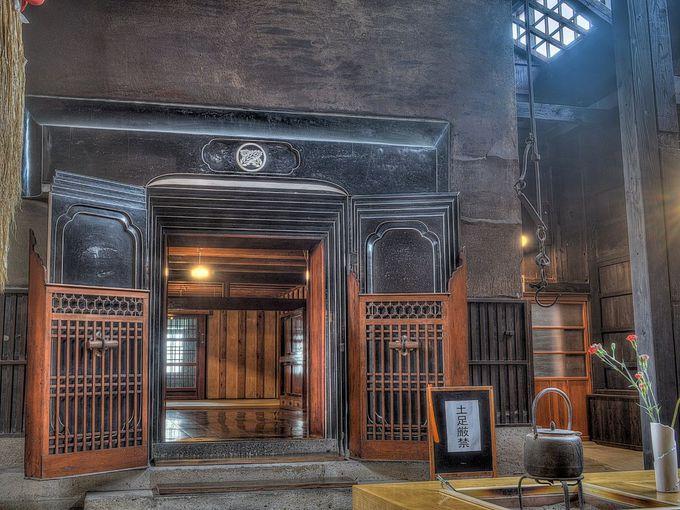 見学できる内蔵も まずは「蔵の駅」へ